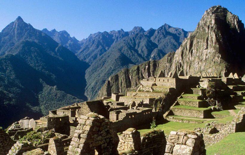 Cusco, Noche en Valle Sagrado & Machu Picchu 4D 3N