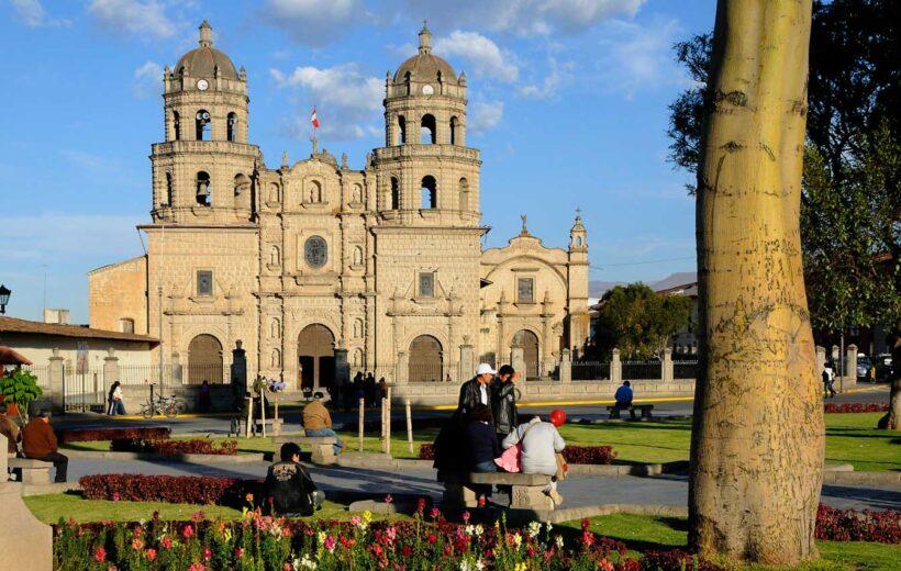 Cajamarca Monumental 3D 2N