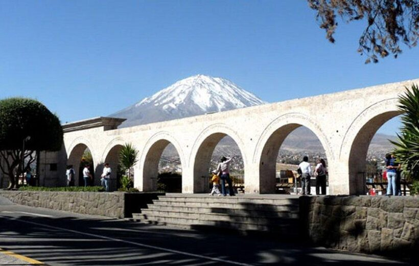 Arequipa Colonial 3D 2N