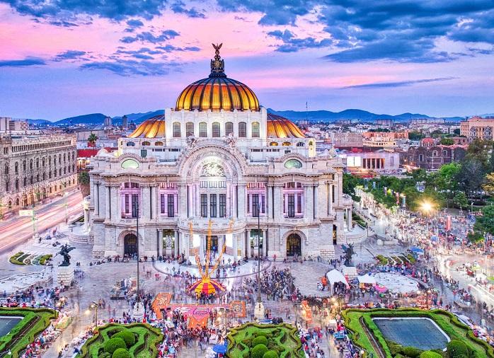 MÉXICO: CIRCUITO COLONIAL (10 Días / 09 Noches)
