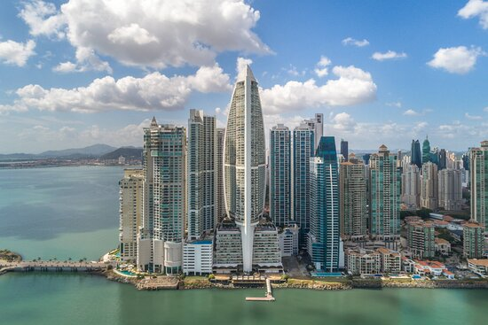 Top Panamá - Marriot Executive (4D/3N)